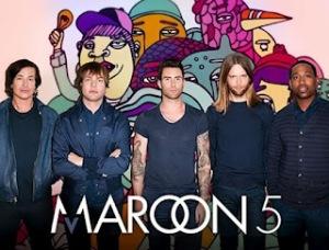 Maroon5 Brasil - FuteRock
